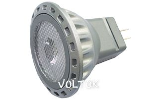 Светодиодная лампа MR11 2W30-12V White