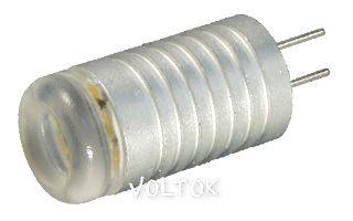 Светодиодная лампа AR-G4 0.9W 1224 Day White 12V