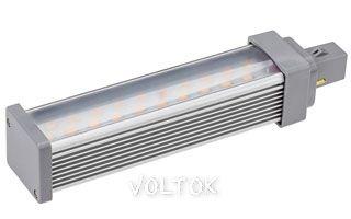 Светодиодная лампа LED G23-2 20SMD White
