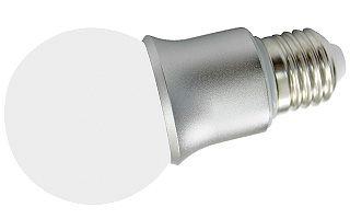 Светодиодная лампа E27 CR-DP-G60M 6W Day White