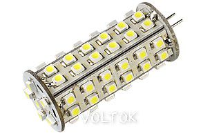 Светодиодная лампа AR-G4-68S-3.8W-12V Day White