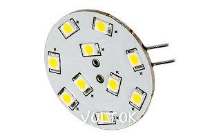 Светодиодная лампа AR-G4-10E30-12V Warm White