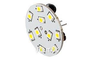 Светодиодная лампа AR-G4BP-10E30-12V Warm White