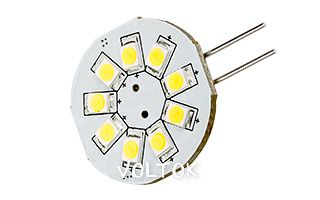 Светодиодная лампа AR-G4-9E23-12V Warm White