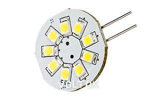 Светодиодная лампа AR-G4-9E23-12V White