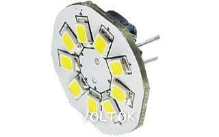 Светодиодная лампа AR-G4BP-9E23-12V Day White