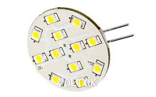 Светодиодная лампа AR-G4-12E30-12VDC Day White