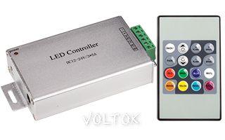 Контроллер ARF16B (12/24V,180/360W, ПДУ 16кн)