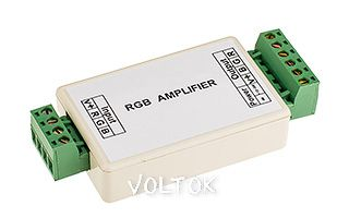 RGB-усилитель LN-12A-T (12/24V, 144/288W)