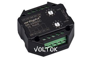 Конвертер DALI SR-2400SC (4 адреса)