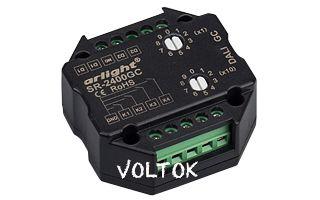 Конвертер DALI SR-2400GC (4 адреса)