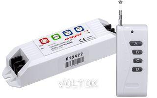 Диммер CT110A-RF4B (12/24V, 180/360W, ПДУ 4кн)