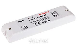 MIX-контроллер VT-B2-MIX-RF (12-36V, 120-360W)