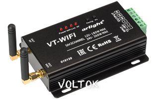 Контроллер VT-WIFI (12-24V, 180-360W)