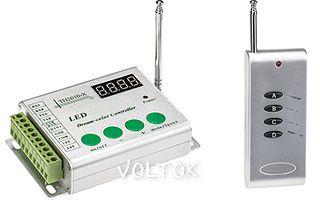 Контроллер RL-TH2010-RF4B 2811IC (12V, ПДУ 4кн)