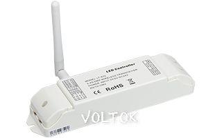 Усилитель LT-DMX-2.4G (5-24V, 2.4ГГц)
