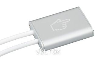 Диммер LN-200 (12-24V, 72-144W, Touch)