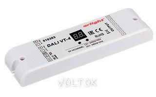 Диммер DALI VT-4 (12-36V, 240-720W, 4 адреса)