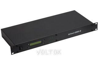 Контроллер LT-Artnet-DMX-8 (220V, 4096CH)