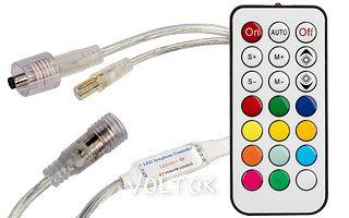 Контроллер CS-2015-RF21B (1024pix, 12V, ПДУ 21кн)