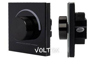 Панель Rotary SR-2805R-RF-IN Black (3V, DIM)