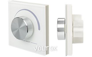 Панель Rotary SR-2202-IN White (12-24V, 0-10V)