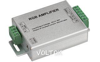 RGB-усилитель LN-500 (12-48V, 3x500mA, 72W)