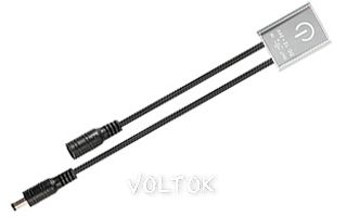 Диммер SR3-Touch Silver (12-24V, 36-72W)