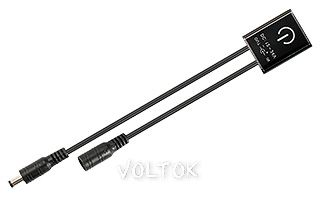 ИК-датчик SR3-Hand Black (12-24V, 36-72W, IR-Sensor)