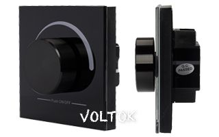 Панель Rotary SR-2202-IN Black (12-24V, 0-10V)