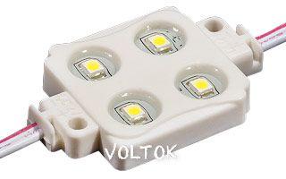Модуль герметичный IM4-3528-12V Yellow