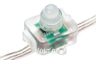 Герметичный флэш-модуль LW-1250-FLAT-2811 RGB 5V