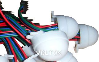 Флэш-модуль LW-5050-3-30-2811 RGB Матовый