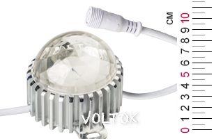 Флэш-модуль RA-5050-12-80-XLR-2811 RGB Diamond