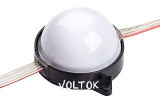 Модуль герметичный ARL-D56-5050x6-DMX RGB 24V Матовый