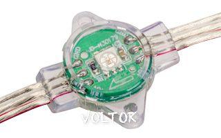 Герметичный флэш-модуль RA-5050-2812 RGB 5V