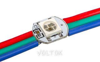 Флэш-модуль ARL-5050-HS-2812 RGB 5V