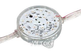 Флэш-модуль RA-5050-18-80-1804 RGB Прозрачный