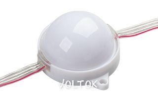 Флэш-модуль ARL-D50-6LED-2811 RGB 12V Матовый