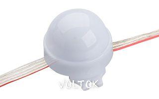 Модуль герметичный ARL-D30-5050x3-DMX RGB 12V Матовый